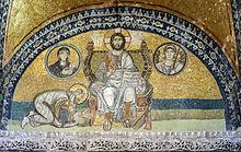 220px-Hagia_Sophia_Imperial_Gate_mosaic_2